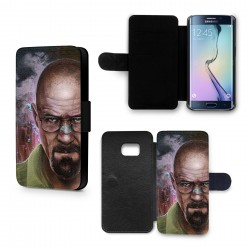 Etui Housse Galaxy S6 Breaking Bad Heinsenberg 3