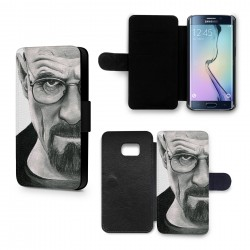 Etui Housse Galaxy S6 Breaking Bad Heinsenberg 4