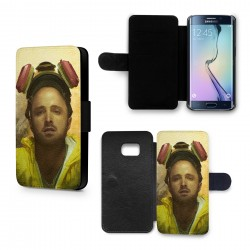 Etui Housse Galaxy S6 Breaking Bad Jesse Pinkman