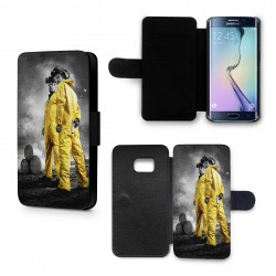 Etui Housse Galaxy S6 Breaking Bad