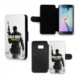 Etui Housse Galaxy S6 Call of Duty Modern Warfar 3