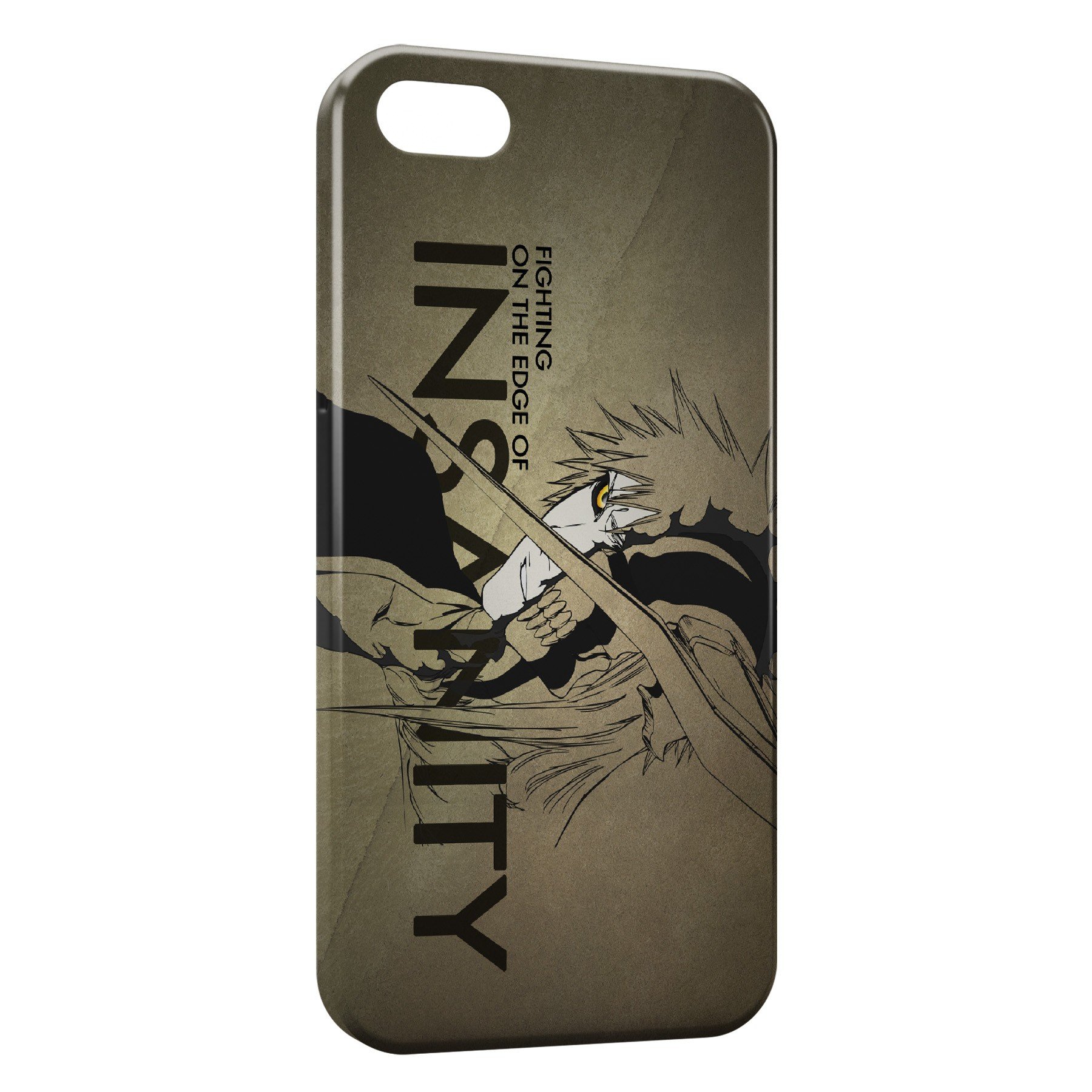 coque iphone 5 bleach