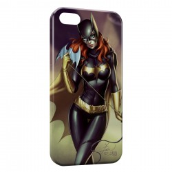iPhone 5 & 5S Catwoman Art
