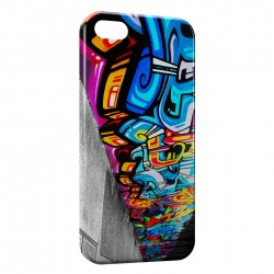 iPhone 5 & 5S Graph Tag Art