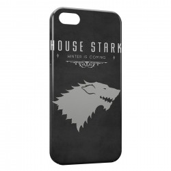 iPhone 5 & 5S House Stark Winter is Coming Games of Throne
