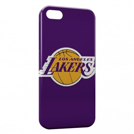 iPhone 5 & 5S Los Angeles Lakers Basketball