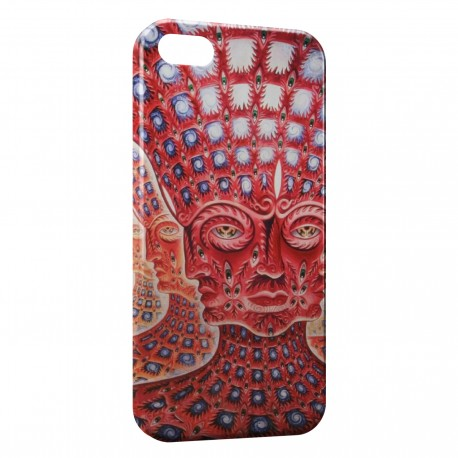 iPhone 5 & 5S Psychedelic Style 4