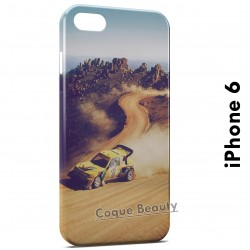 iPhone 6 Rally Racing Peugeot 205