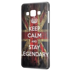 Galaxy A3 (2015) Anglais Keep Calm and Stay Legendary