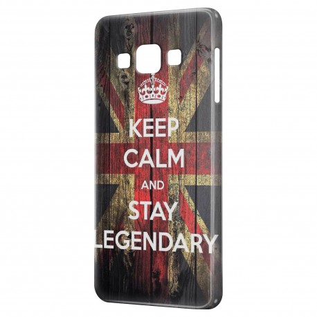 Galaxy A5 (2015) Anglais Keep Calm and Stay Legendary