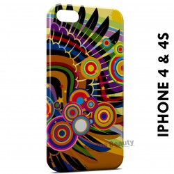 iPhone 4/4S Wings of Eagle Design